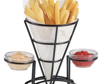 « Le cornet de frites...ou pas ! »