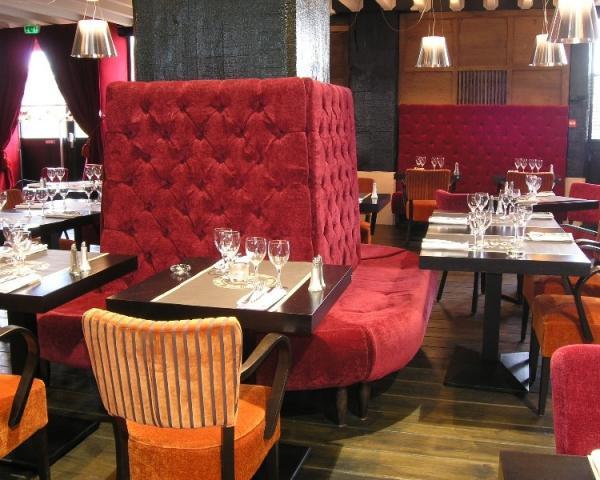 Banquette et lounge
